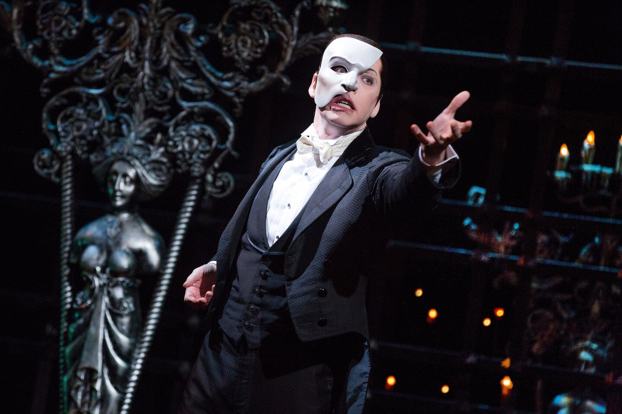 Os 30 anos de O Fantasma da Ópera na Broadway