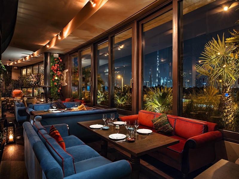 Pisco Lounge - Onde comer e beber em Dubai