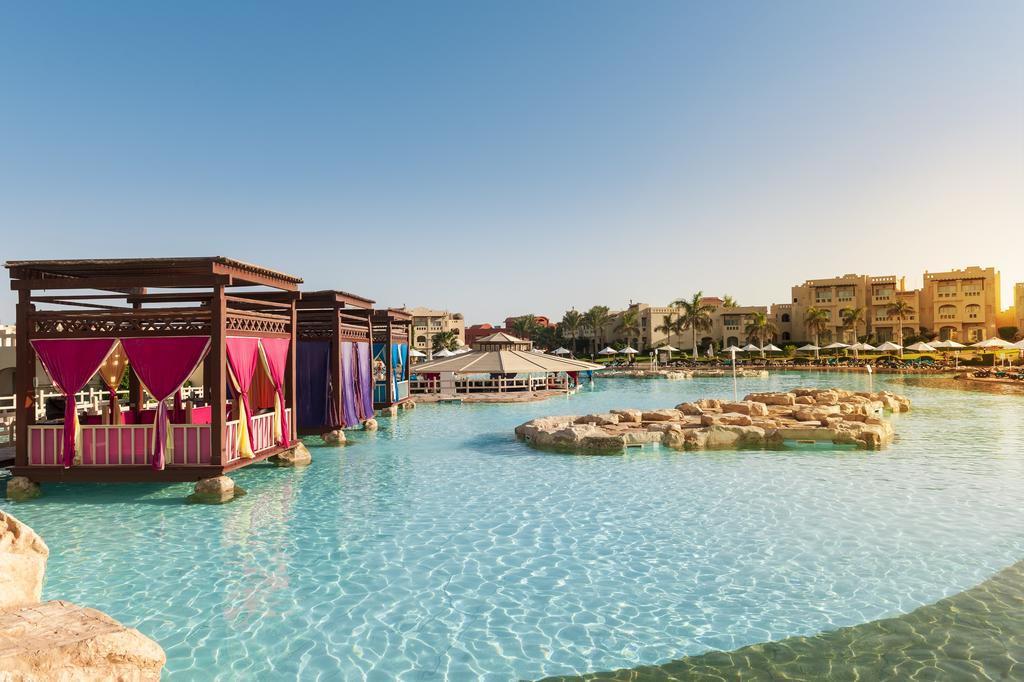 Rixos Seagate Sharm - número 7 entre os melhores hotéis de luxo do mundo