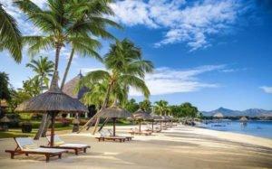 Os melhores hotéis de luxo do mundo: a praia do The Oberoi Mauritius