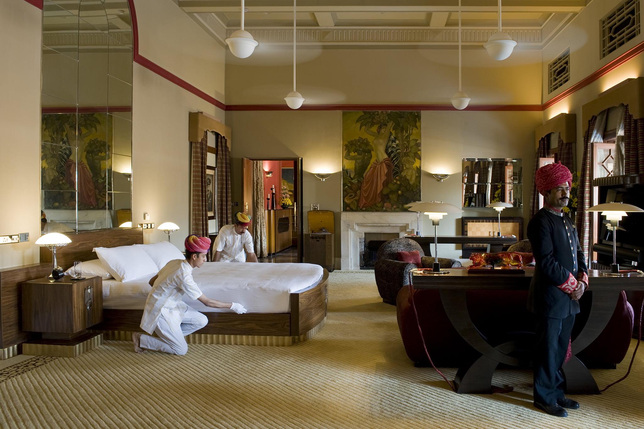 Umaid Bhawan Palace Jodhpur - nono entre os melhores hotéis de luxo do mundo