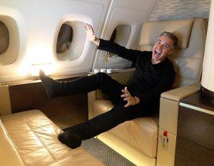 Como é voar na suíte The Apartment, no A380 da Etihad