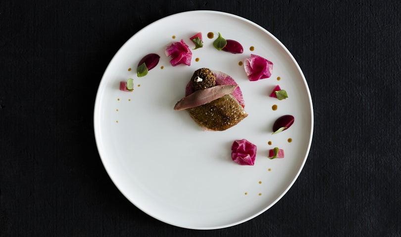 Amber - Os 50 Melhores Restaurantes da Ásia