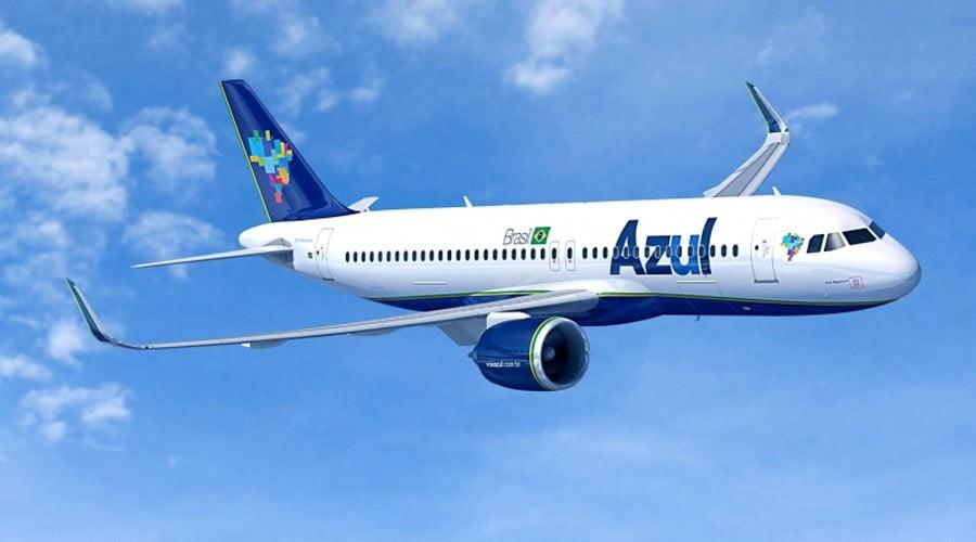 Azul na lista das melhores companhias aéreas do mundo