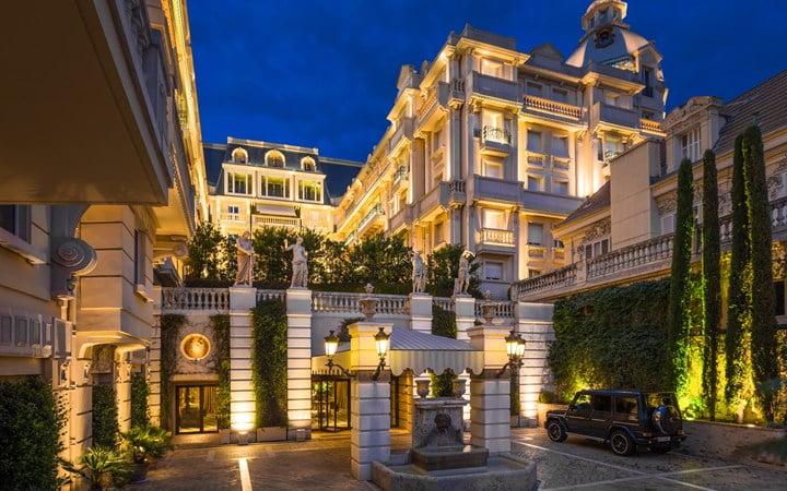 Hotel Metropole em Mônaco