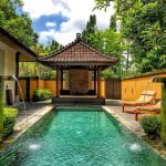 Resort The Chedi Club em Ubud Bali