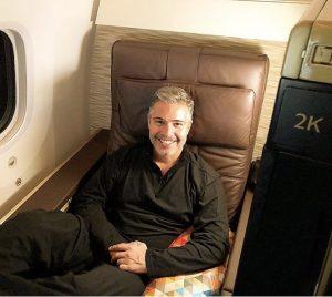 Como é voar na primeira classe da Etihad, no 787-9