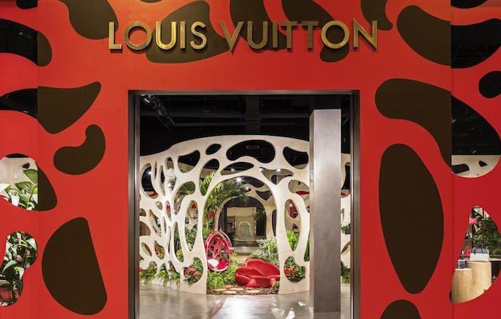 Louis Vuitton Recfie, Prix Versailles 2018