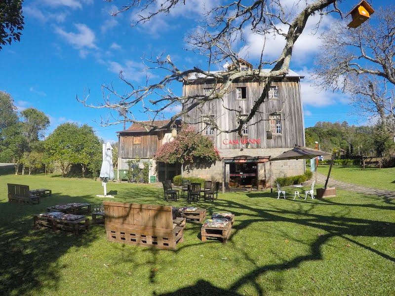 Casa Vanni - Roteiro de três dias pela Serra Gaúcha