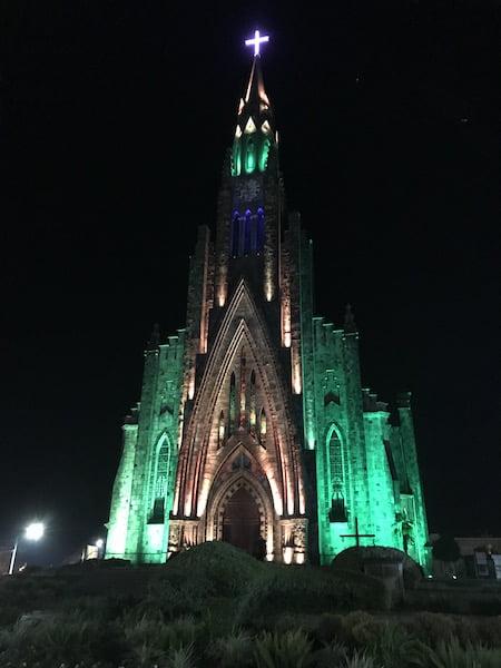 A Catedral de Pedra de Canela - Roteiro de três dias pela Serra Gaúcha