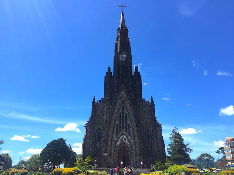Catedral de Pedra de Canela - Roteiro de três dias pela Serra Gaúcha