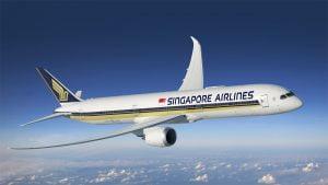 Singapore Airlines a número 1 entre as melhores companhias aéreas do mundo