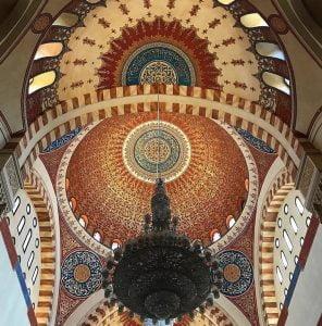 A mesquita Mohammad al-Amin está entre as principais atrações de Beirute