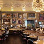 O Berners Tavern, o restaurante mais bonito de Londres, no hotel The London Edition, por Carioca NoMundo