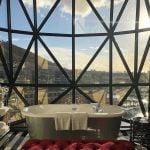 Por dentro do hotel The Silo, em Cape Town, África do Sul
