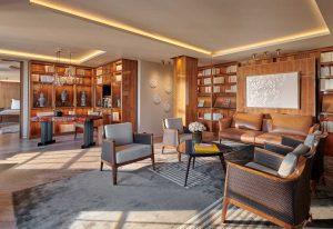 A suíte Carré Rive Gauche, do Hotel Lutetia, em Paris, tem diária de 15 mil euros