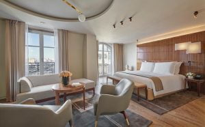 Suíte presidencial do Hotel Lutetia, em Paris por Carioca NoMundo