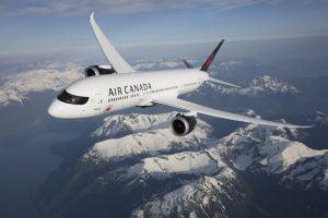 Novo voo São Paulo Montreal da Air Canada com o B787-9