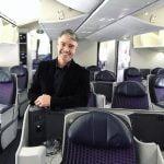 Como é voar na classe executiva da Aeromexico por Carioca NoMundo