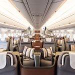 Os novos voos da Lufthansa entre São Paulo e Munique serão operados pelo A350-900