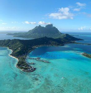 Féria em Bora Bora por Carioca NoMundo