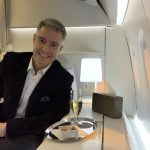 Como é voar na primeira classe da Air France, por Carioca NoMundo
