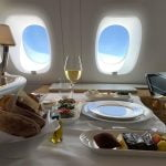 Como é voar na primeira classe da Emirates a bordo do A380, de Dubai a São Paulo