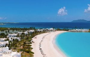 O resort Belmond Cap Juluca, em Anguila, a melhor ilha do Caribe