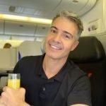 Como é voar na classe executiva da Air France, por Carioca NoMundo