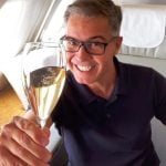 A first class da Emirates no A380 por Carioca NoMundo