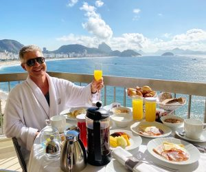 Por dentro do hotel Fairmont Rio de Janeiro Copacabana, por Carioca NoMundo