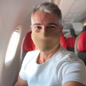 Voando com a LATAM durante a pandemia