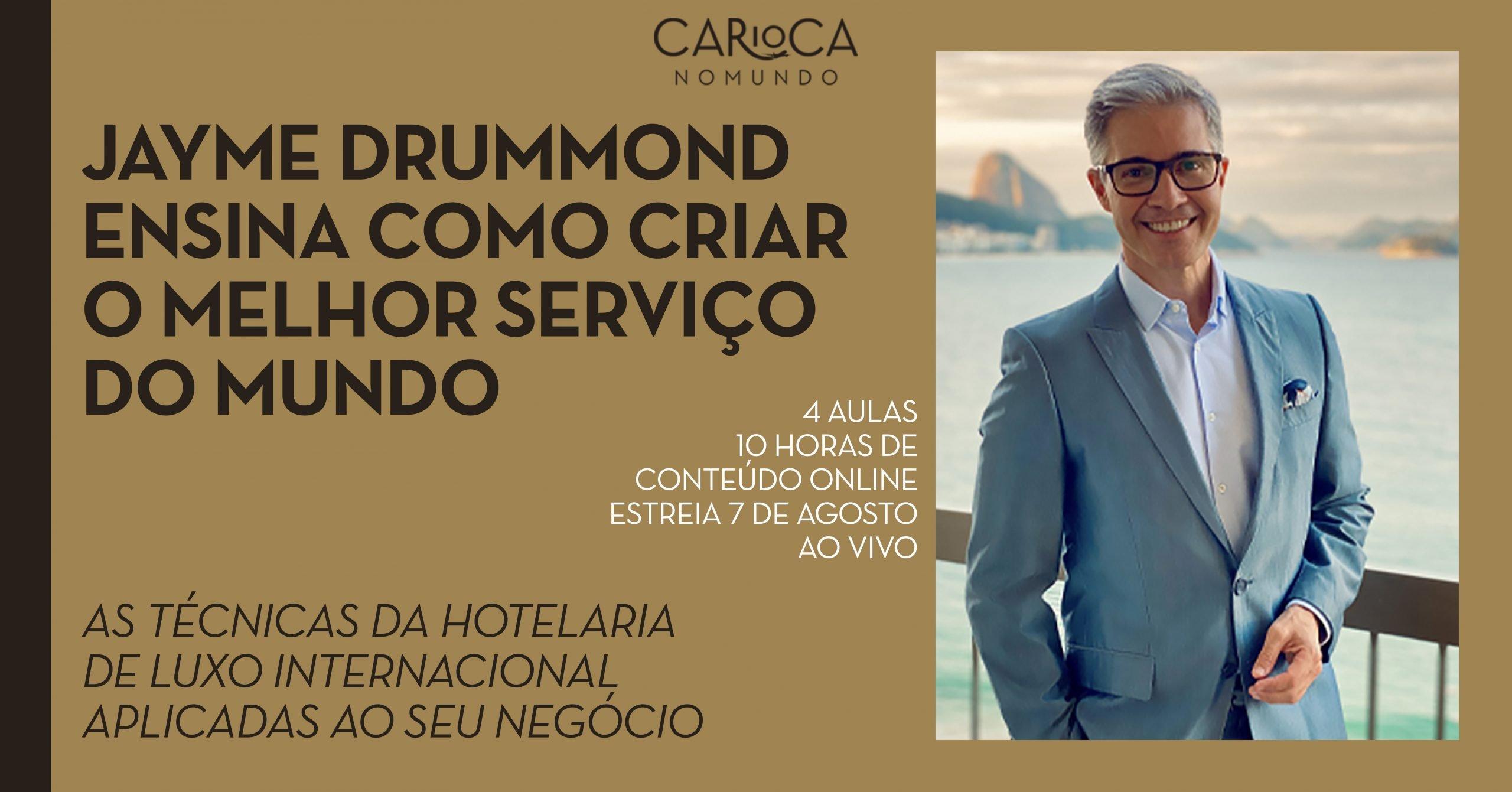 Curso do Carioca NoMundo